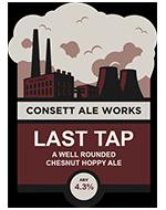 Last Tap Consett works
